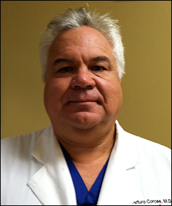 Arturo Corces, MD